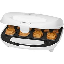clatronic »dog cookie maker dcm 3683« wafelijzer wit