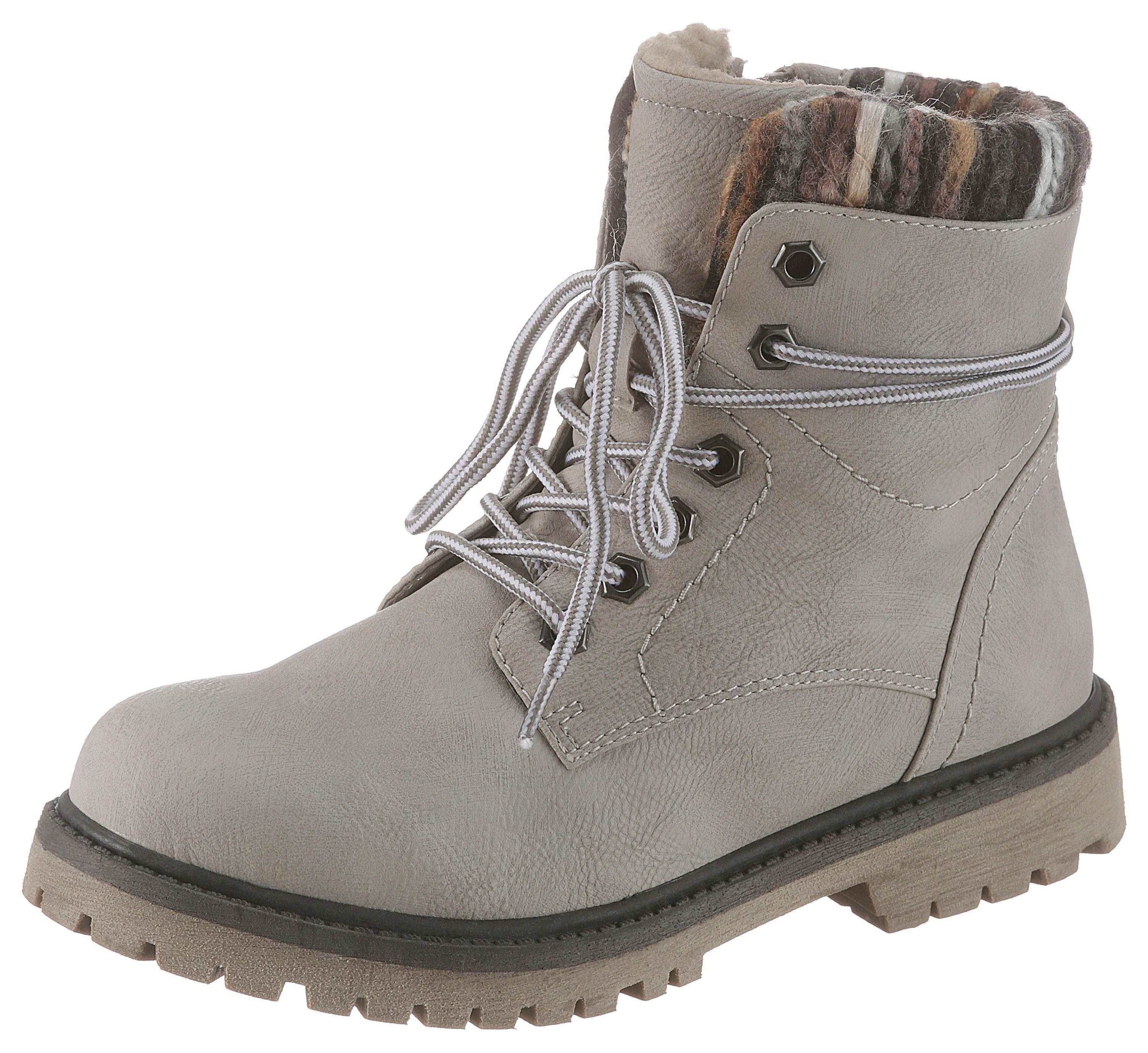 City Walk Hoge schoenen met vetersluiting - gratis ruilen op otto.nl