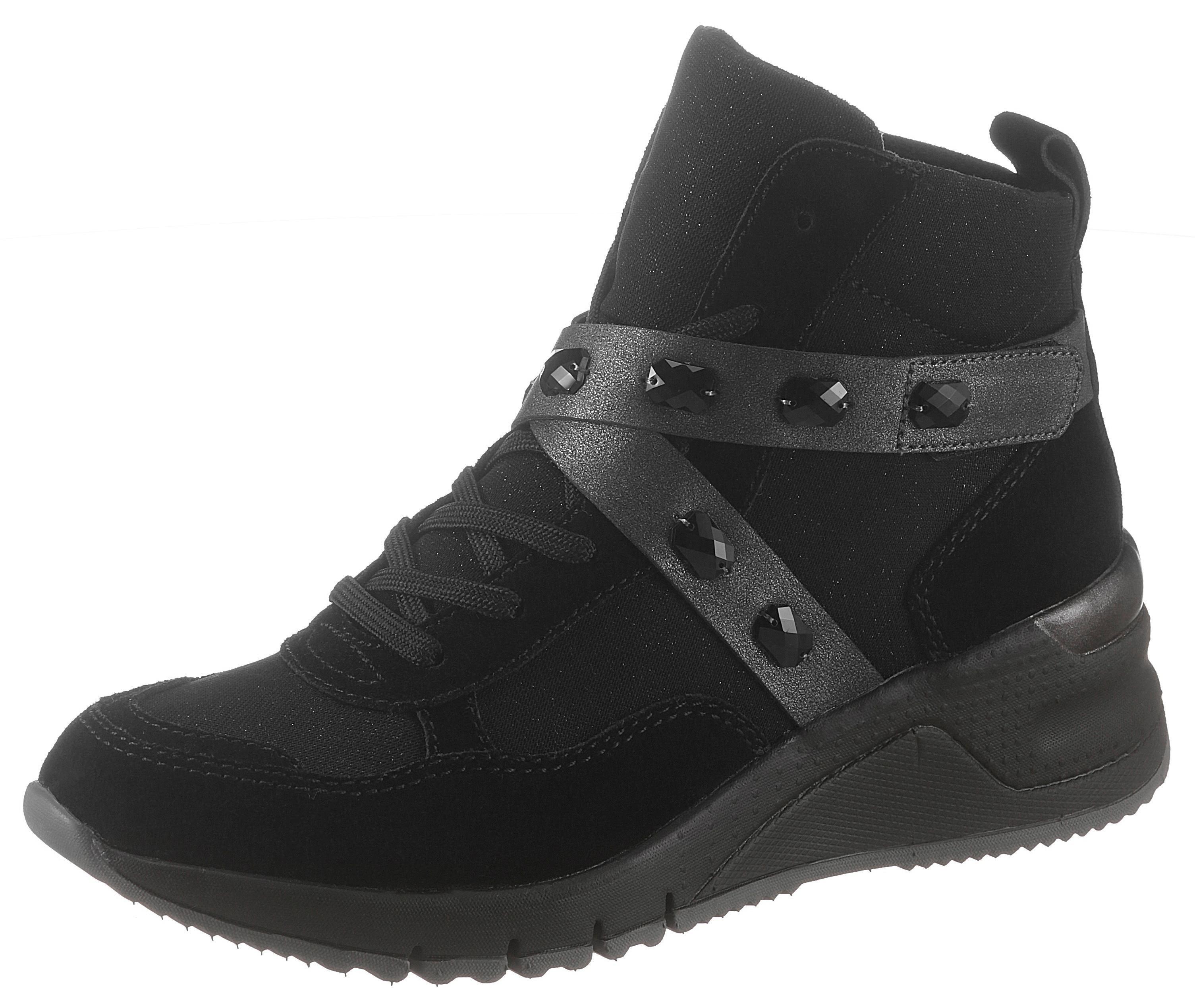 Tamaris sneakers met sleehak »Rea« bij OTTO online kopen