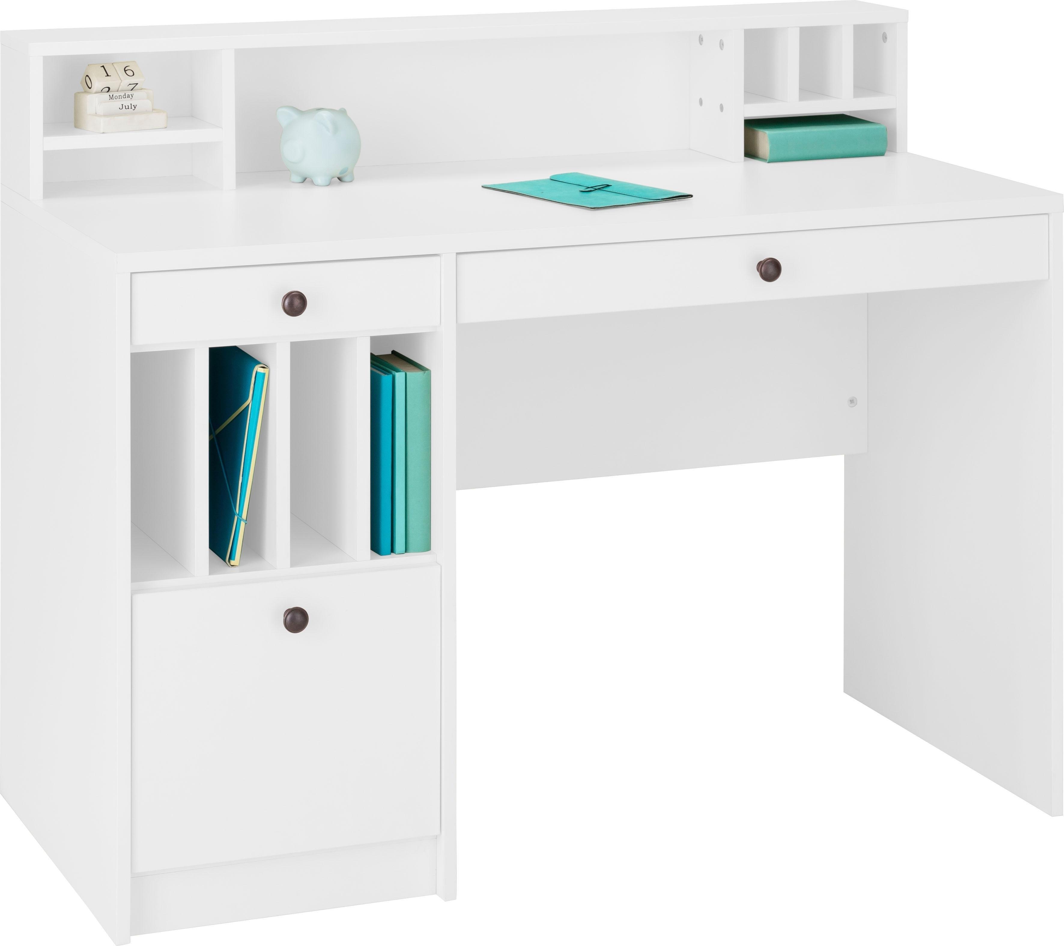 Places of Style bureau Licia Breedte 120 cm - verschillende betaalmethodes