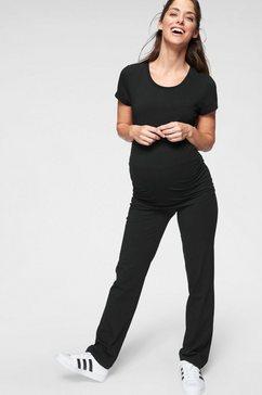 neun monate shirt  broek (set, 2-delig) zwart