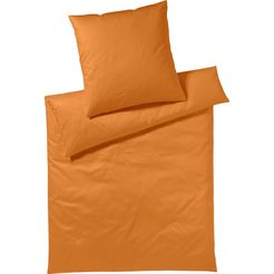 yes for bed overtrekset »pure  simple uni«, yes for bed bruin