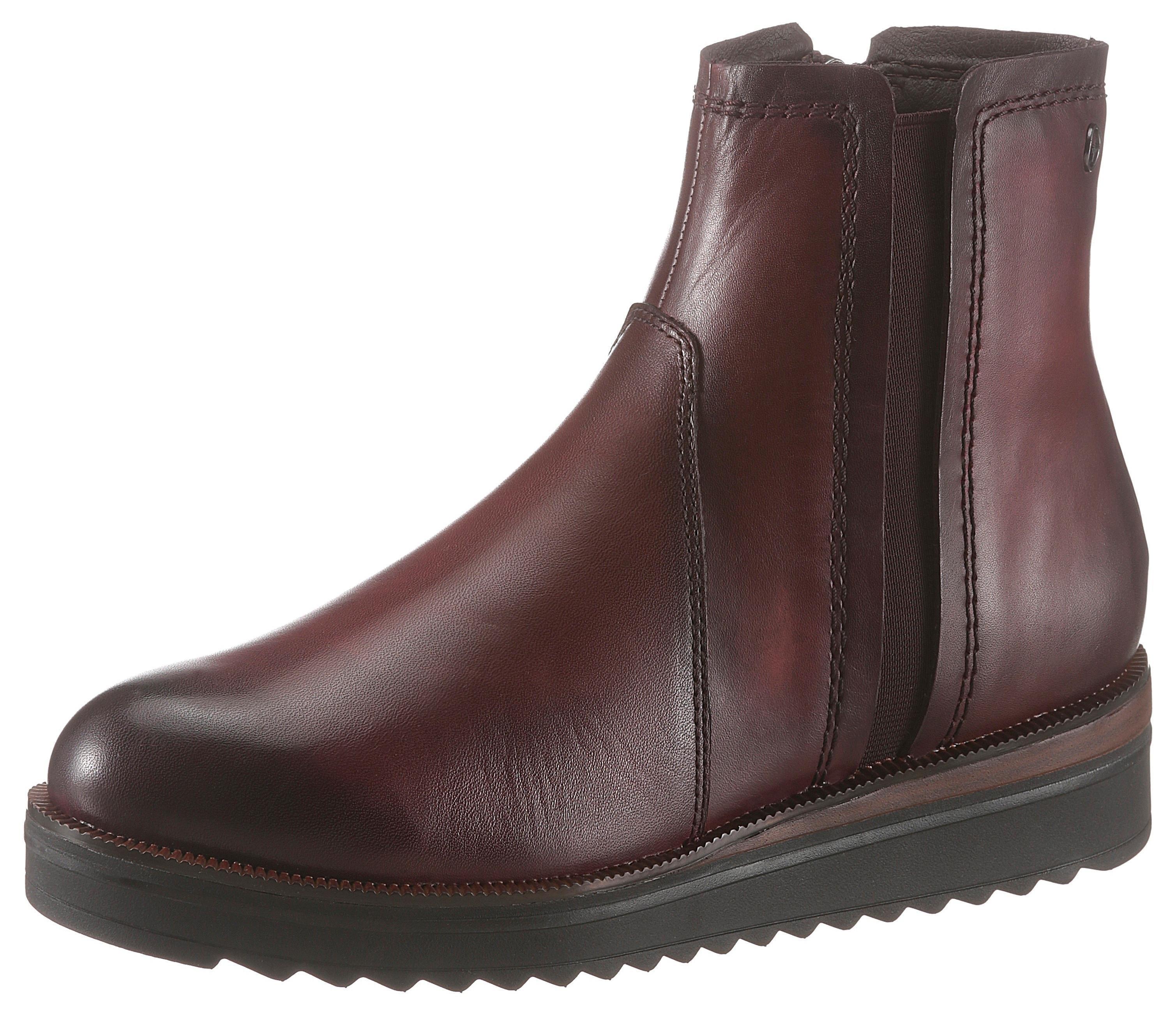 Tamaris Chelsea-boots »Kela« in de webshop van OTTO kopen