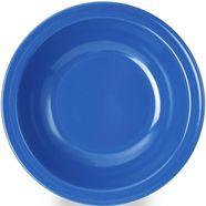 waca diep bord (set van 4) blauw