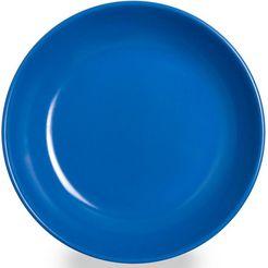 waca bord ideaal voor kinderen, melamine, oe 19 cm (set, 4 stuks) blauw