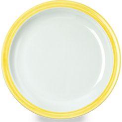waca bord 'bistro' (set van 4) geel