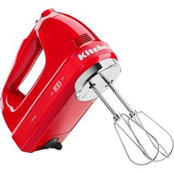kitchenaid »handruehrer limited edition« handmixer rood