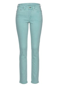 cheer slim fit jeans groen