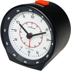 atrium radiogestuurde wekker »a960-20« zwart