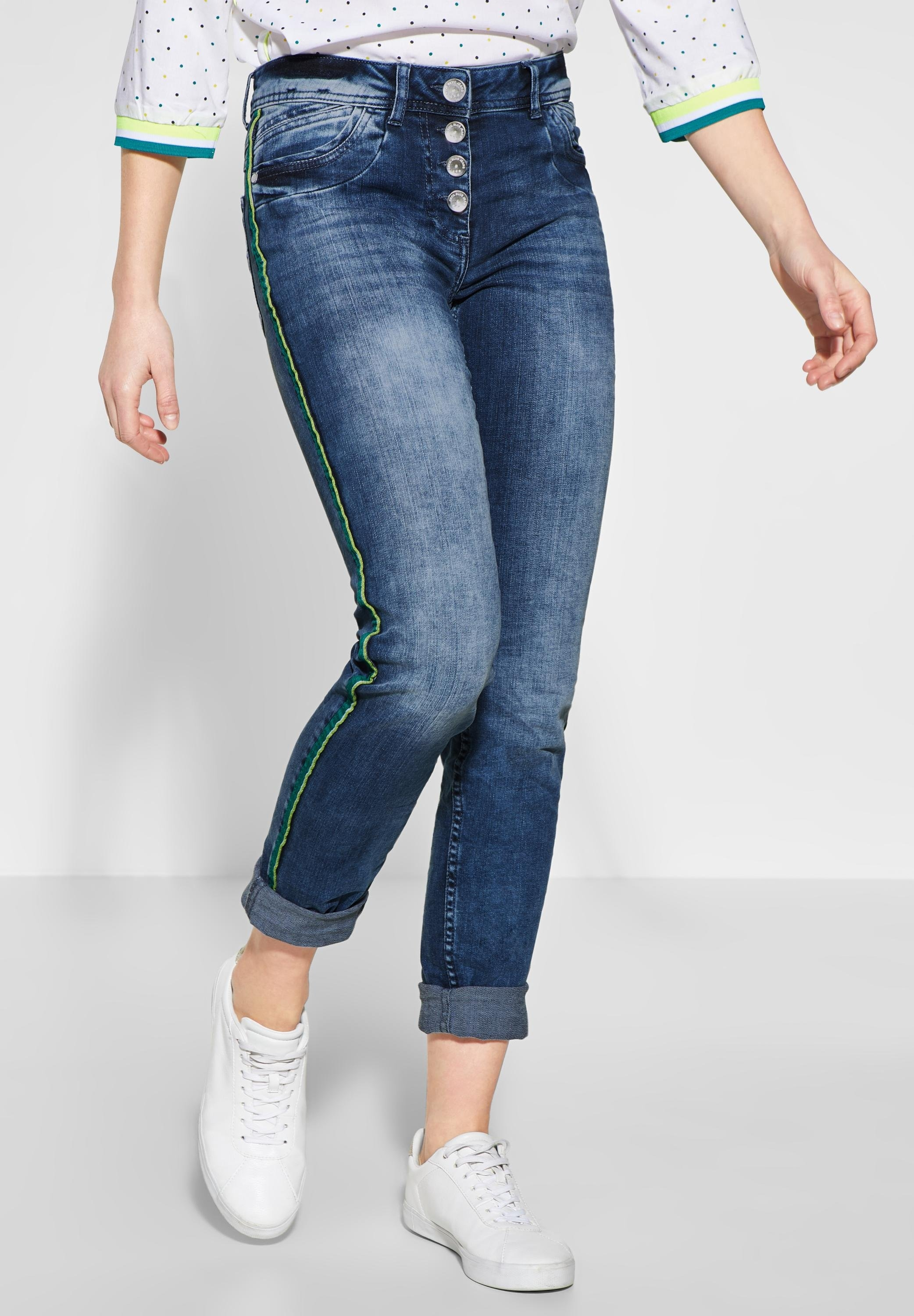 Cecil tapered fit jeans bij OTTO online kopen