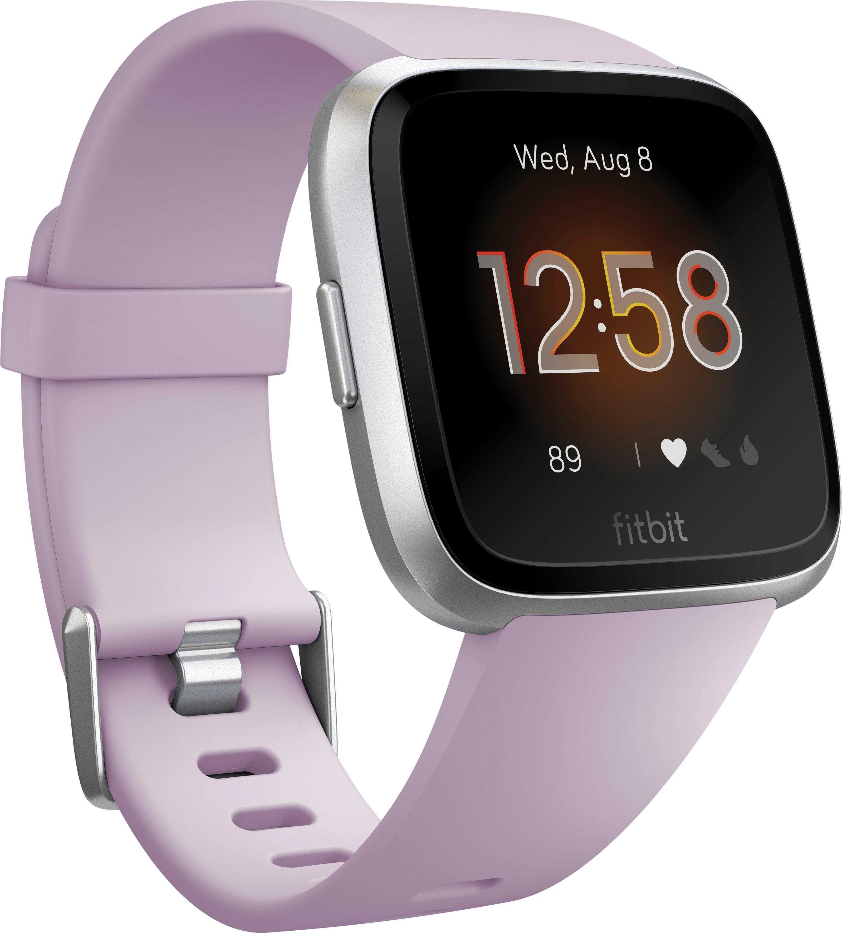 Fitbit Versa Lite smartwatch (3,4 cm) - verschillende betaalmethodes