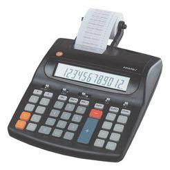 triumph adler twen  bureaurekenmachine met printer »4212pd l« grijs