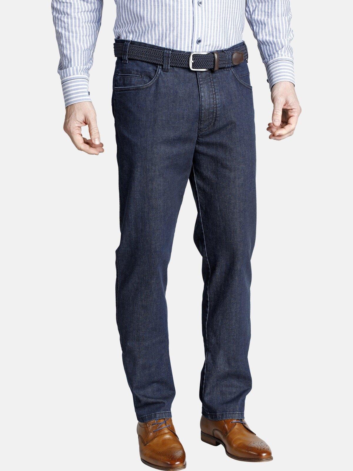 Charles Colby regular fit jeans ANDRED High stretch elastische band bestellen: 30 dagen bedenktijd