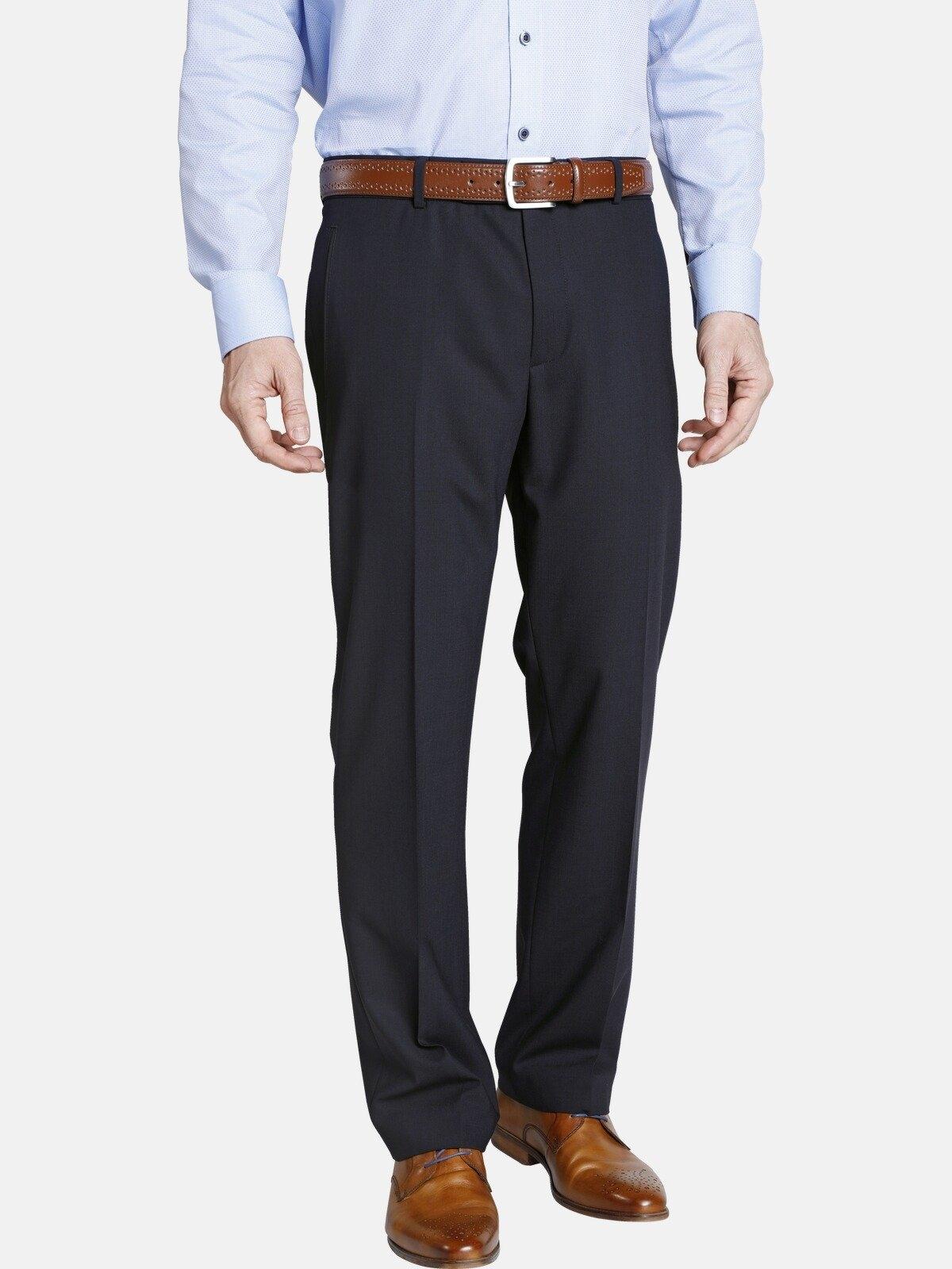 Charles Colby broek met bandplooien »FINIAN« nu online kopen bij OTTO