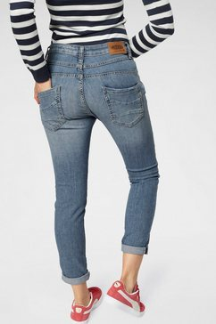 please jeans 5-pocket jeans »p78a« blauw