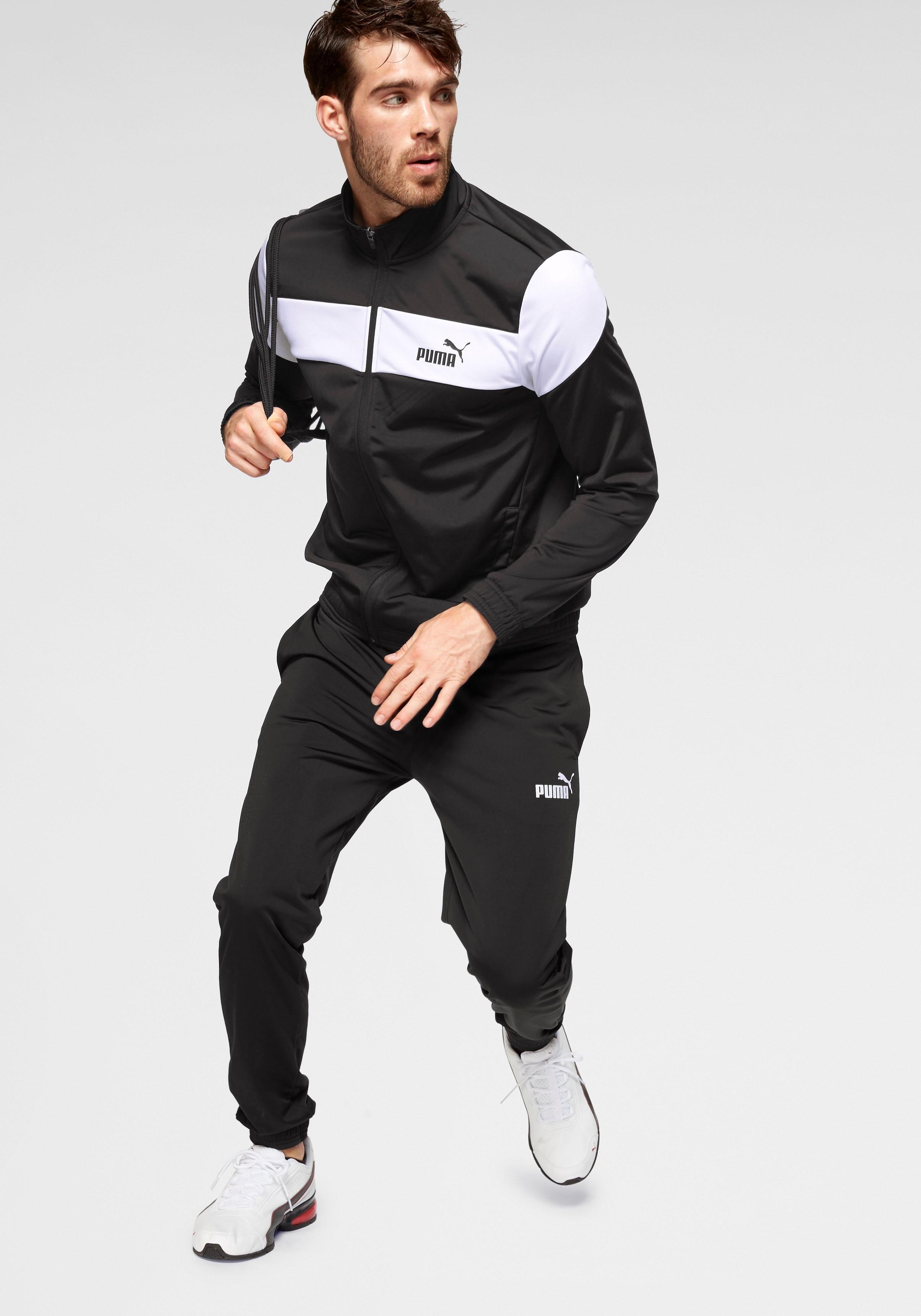 ece1afa2bcb PUMA trainingspak »Clean Tricot Suit cl« in de online shop | OTTO