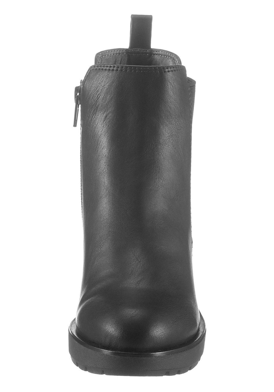 Dockers by Gerli chelsea-boots online bij  zwart