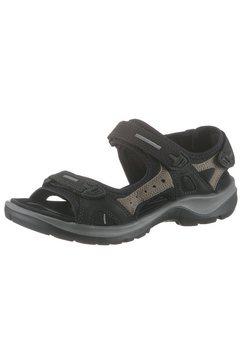 ecco sandalen »offroad« zwart