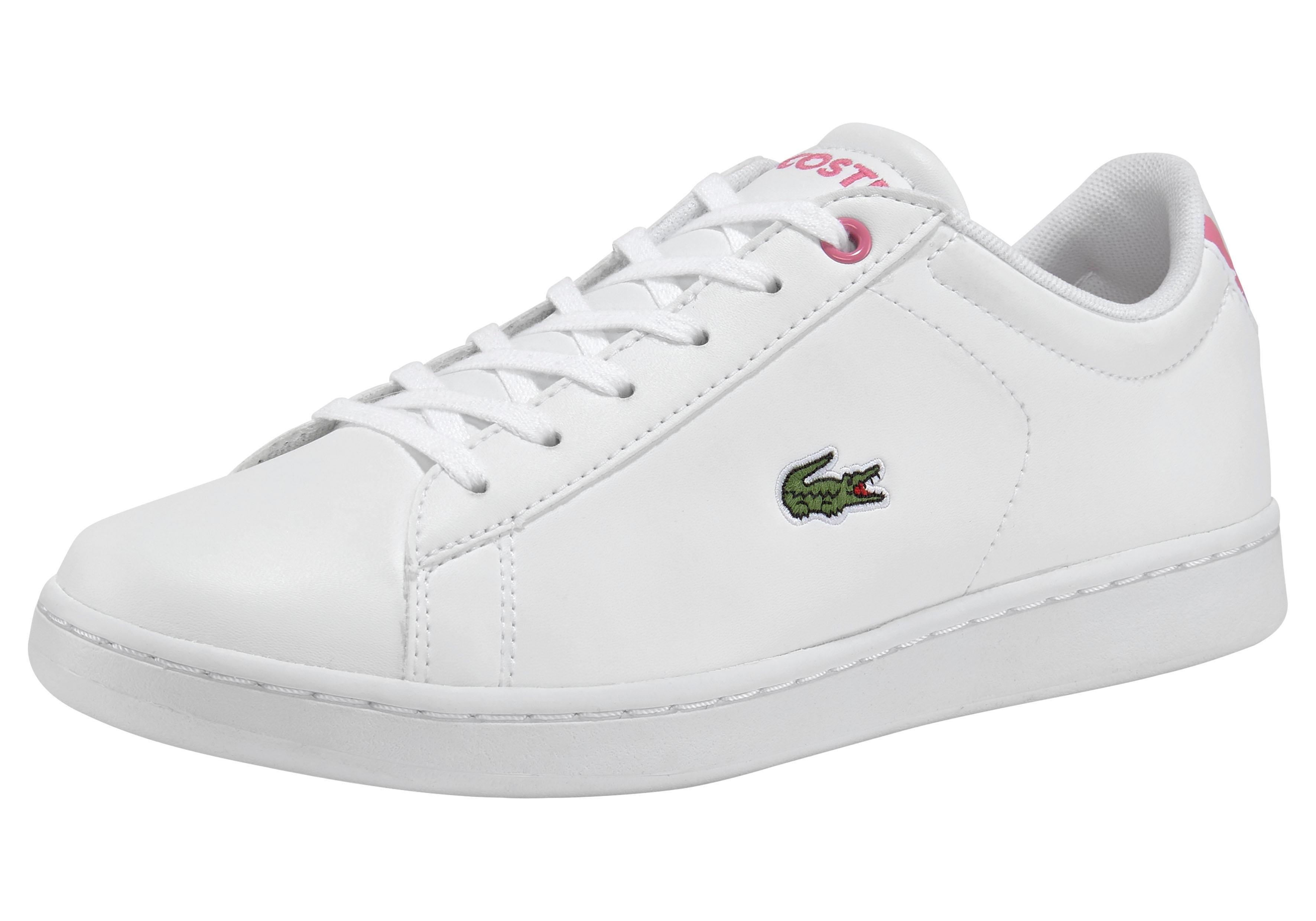 LACOSTE sneakers »CARNABY EVO BL 2 SUJ« nu online bestellen