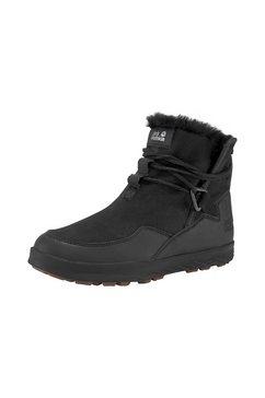 jack wolfskin winterlaarzen »auckland winterized texapore boot w« zwart