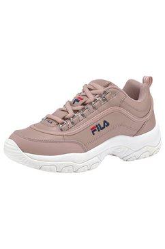 fila sneakers »strada low wmn« roze