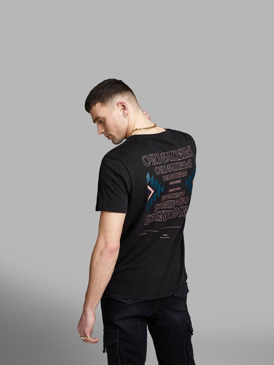 Jackamp; Online Kopen T shirt Jones Borstprint lFJcK1T