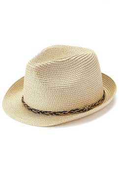 lascana hoed beige
