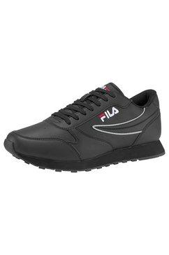 fila sneakers »orbit low m« zwart