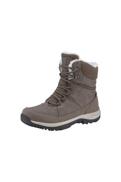 hi-tec outdoor winterlaarzen »riva mid waterproof« grijs