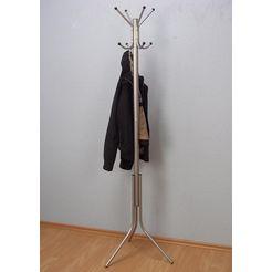 garderobestandaard zilver