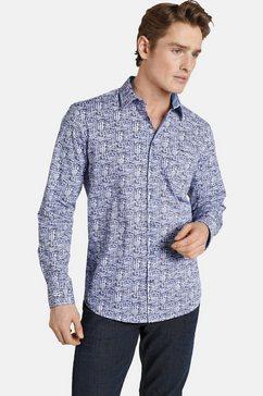 shirtmaster overhemd met lange mouwen â»orientalspiritâ« kleurig