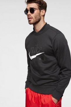 nike sb shirt met lange mouwen »m nk sb top icon craft« zwart