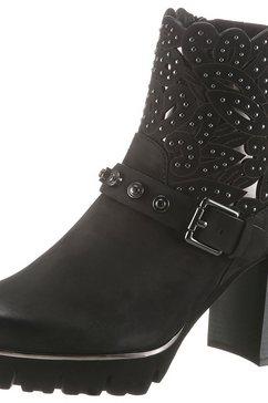 tizian shoes laarsjes »manhatten 06« zwart