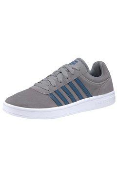 k-swiss sneakers »court cheswick suede m« grijs