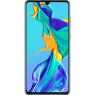 huawei p30 smartphone (15,49 cm - 6,1 inch, 128 gb) blauw