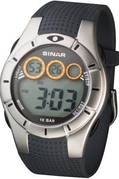 sinar chronograaf »xg-70-3« grijs