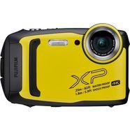 fujifilm »finepix xp140« outdoorcamera (fujinon, 5x optische zoom, f3,9 (groothoek) – f4,9 (tele)) geel