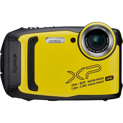 Fujifilm Finepix XP140 compact camera Geel