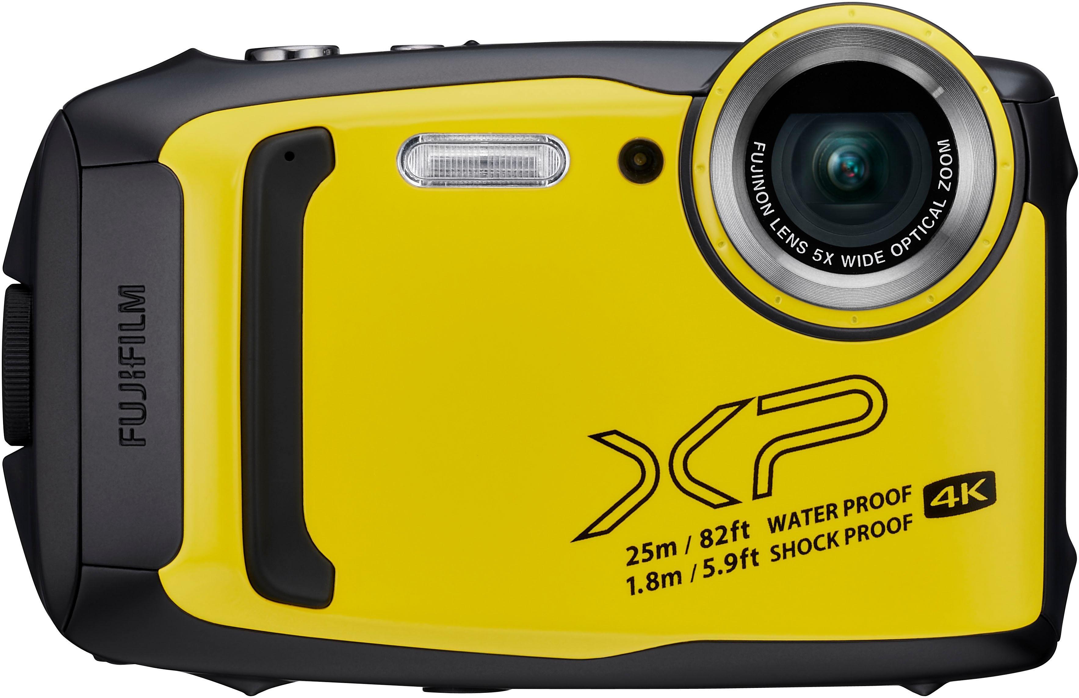 Op zoek naar een Fujifilm »Finepix XP140« outdoorcamera (FUJINON, 5x optische zoom, F3,9 (groothoek) – F4,9 (tele))? Koop online bij OTTO