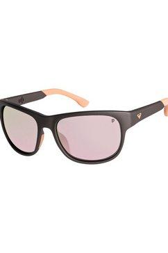 roxy - eris - gepolariseerde zonnebril voor dames grijs