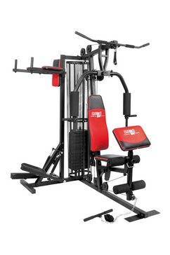fitnessstation, christopeit, 'professional center de luxe' multicolor