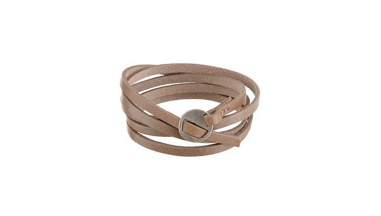 J. JAYZ armband »in wikkel-look«