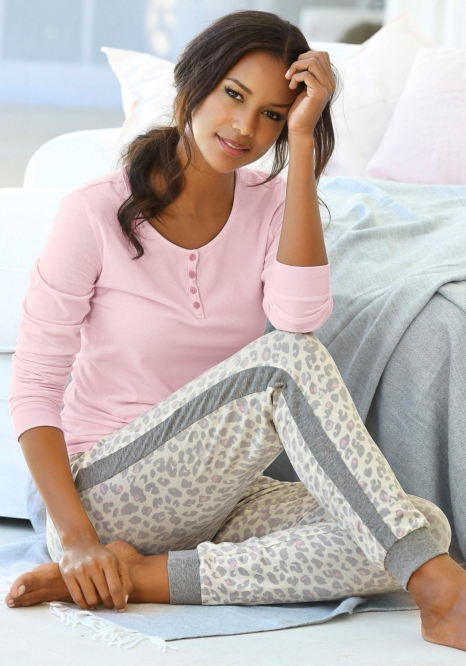 s.Oliver Bodywear pyjama in de webshop van OTTO kopen