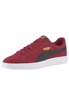 puma sneakers »smash v2 buck unisex« rood