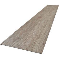 vinylvloerbedekking »vinyl plank, 48 stuks«, 6,68 qm², zelfklevend bruin