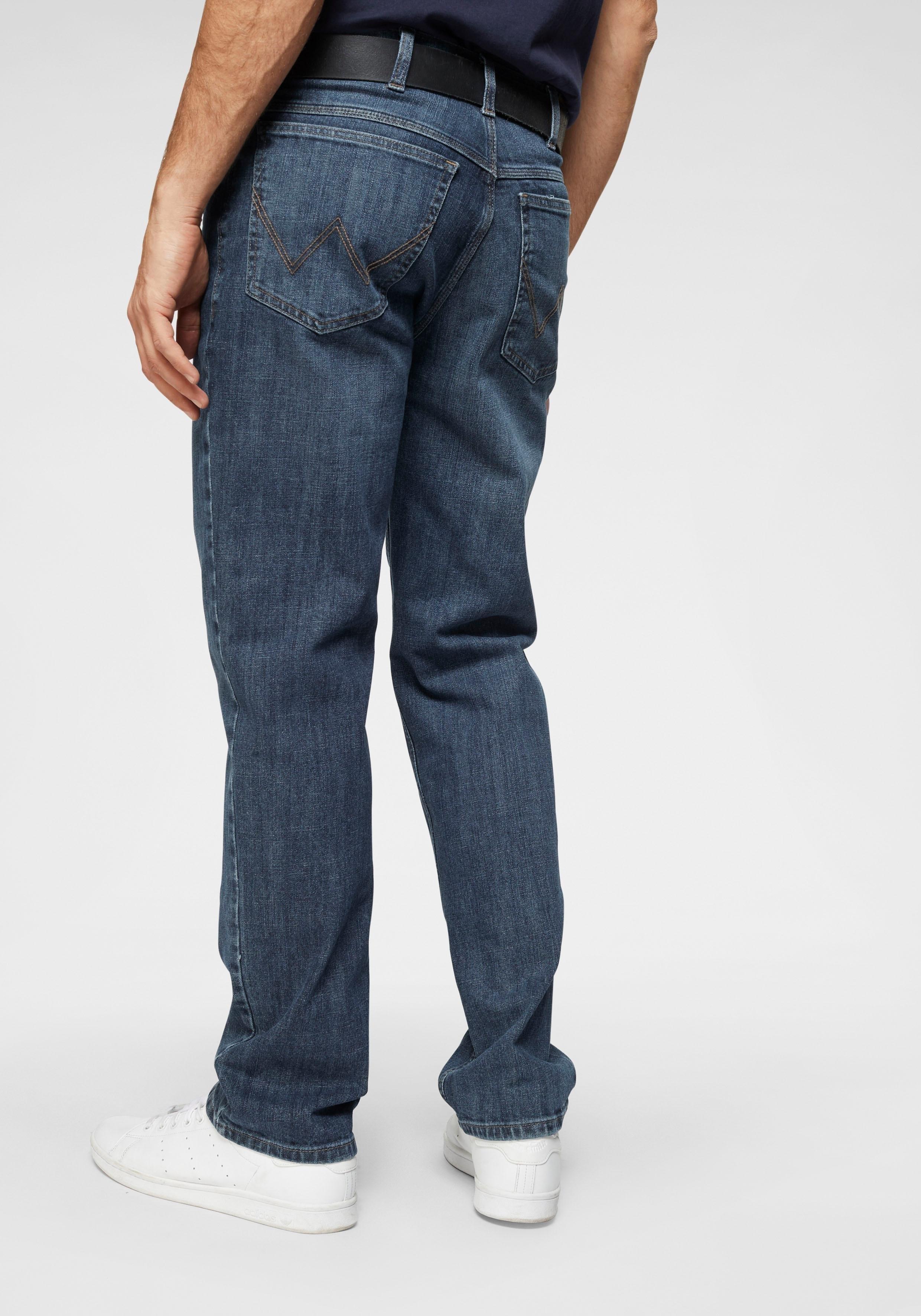 Wrangler straight jeans »Authentic Straight« voordelig en veilig online kopen