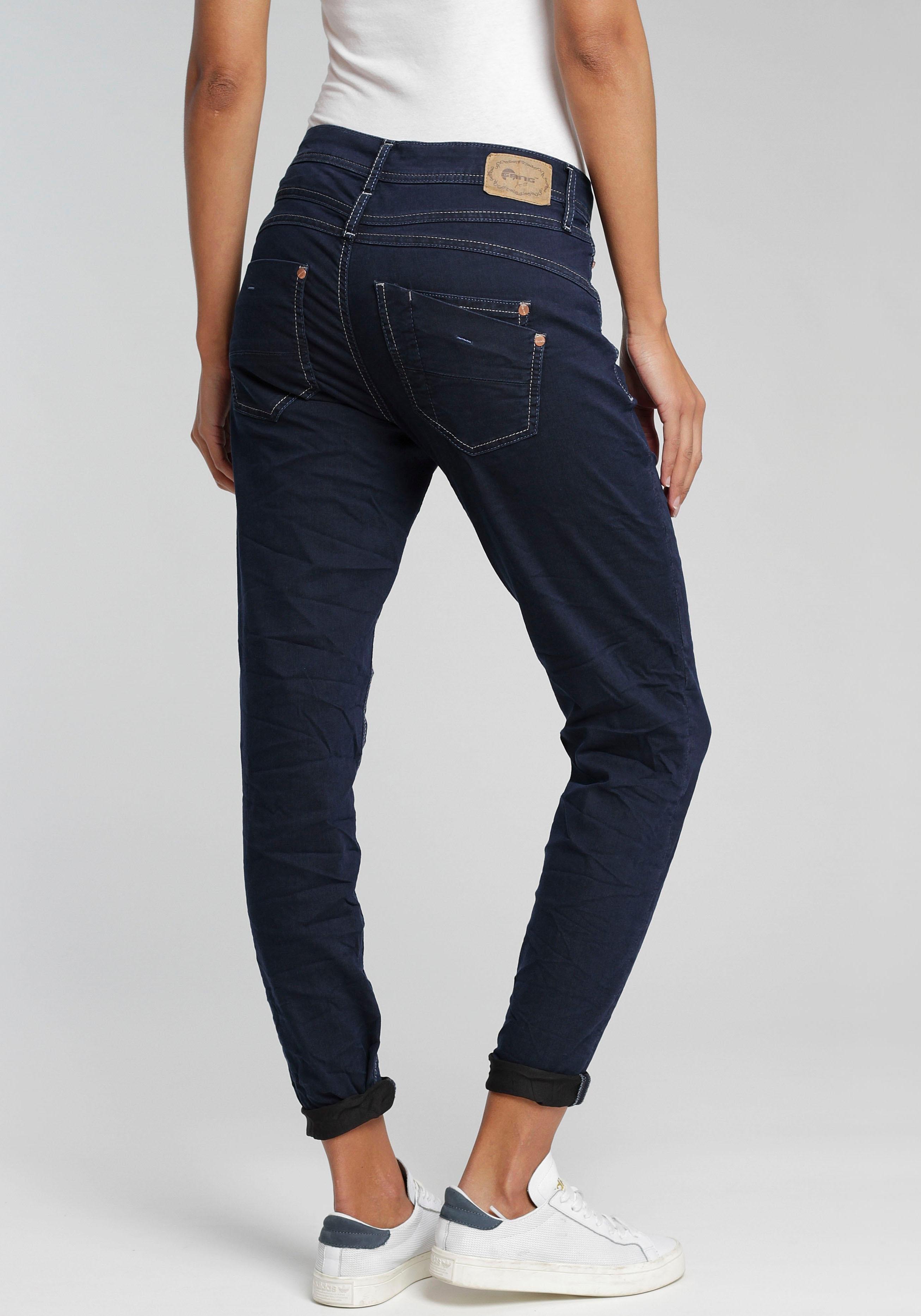 GANG boyfriend jeans »Amelie« in de webshop van OTTO kopen