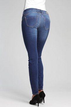 gang skinny fit jeans »nena« blauw