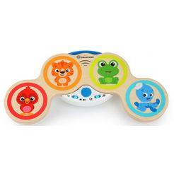 baby einstein speelgoed drums baby einstein, babytrommelaar houten multicolor