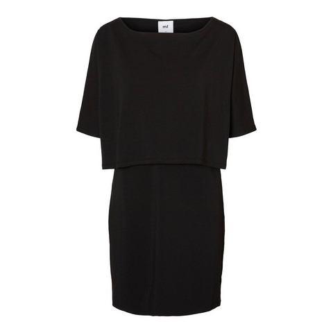 Mama Licious jersey jurk zwart